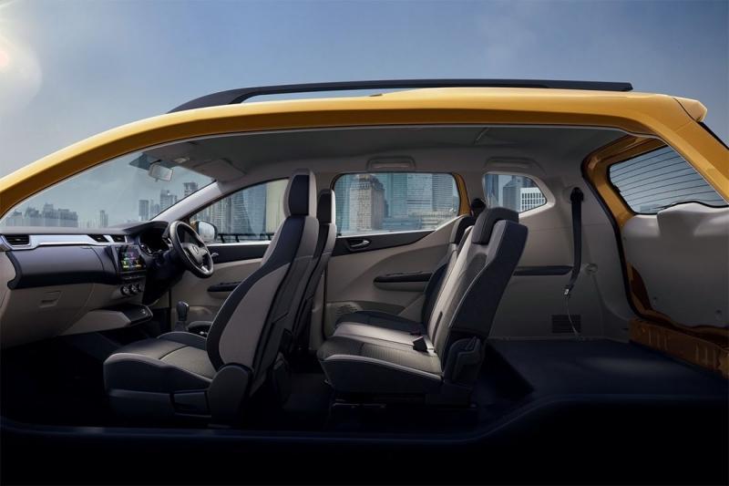 Renault Triber 2019 – новый микровэн на 7 мест