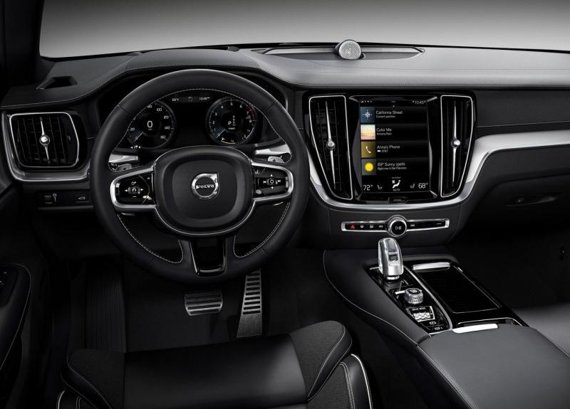 Volvo S60 2019 – 3 поколение седана Вольво S60