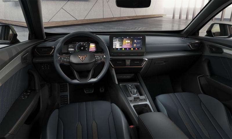 Cupra Formentor 2019 – гибридный купе-кроссовер Купра Форментор