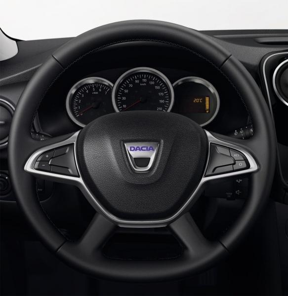 Dacia Lodgy и Dokker 2017 – плановое обновление