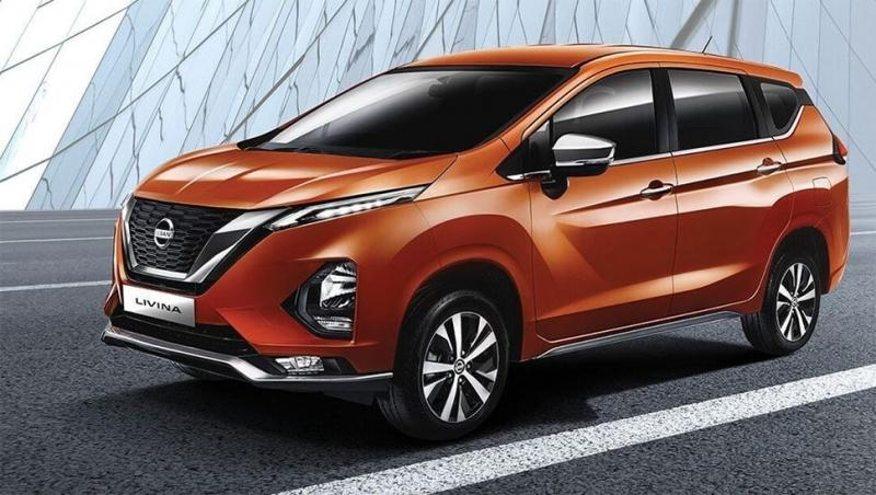 Nissan Livina 2019 – официальный клон Mitsubishi Xpander
