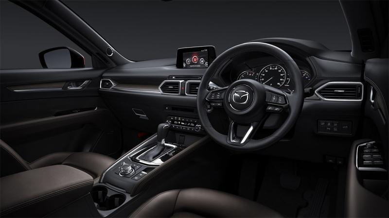 Mazda CX-5 2019 – новый турбо мотор и роскошное оснащение