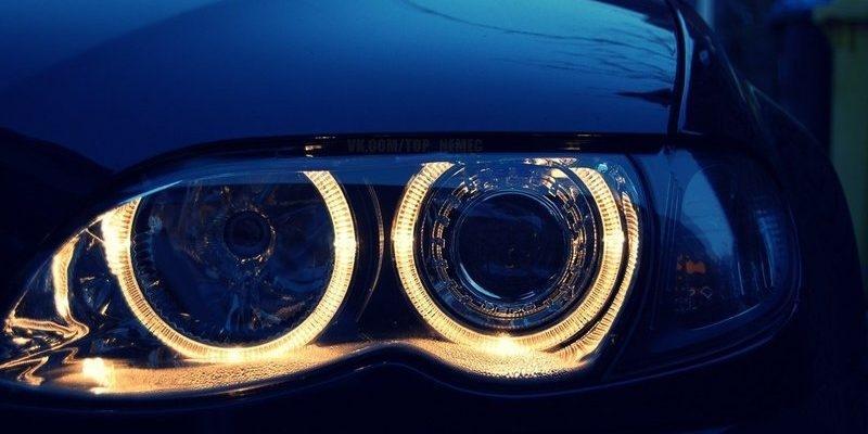 Почти как у BMW: ангельские глазки на машину своими руками