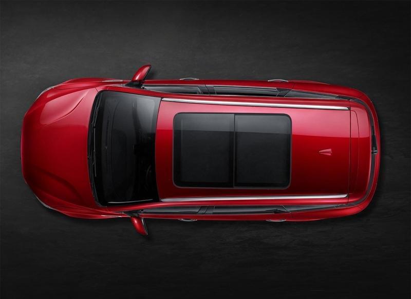 Traum S70 – новый кроссовер суббренда Zotye