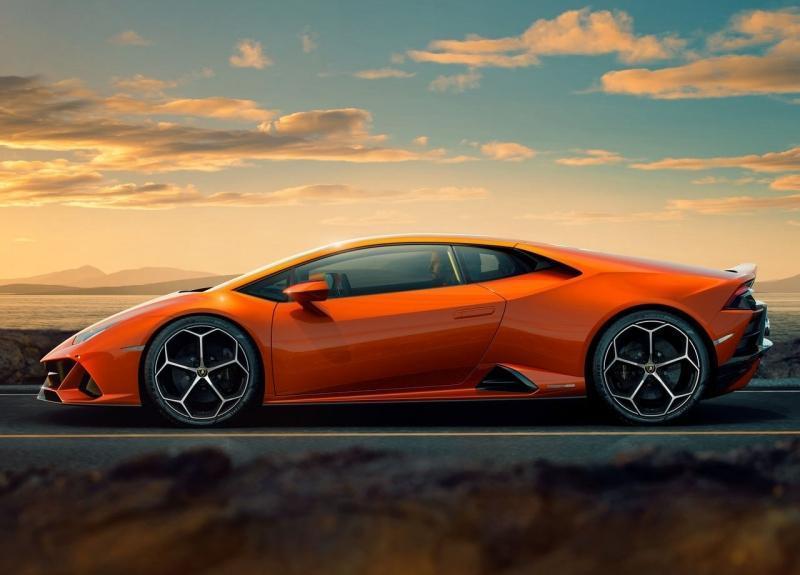 Lamborghini Huracan EVO 2019 – обновленный Ламборгини Хуракан