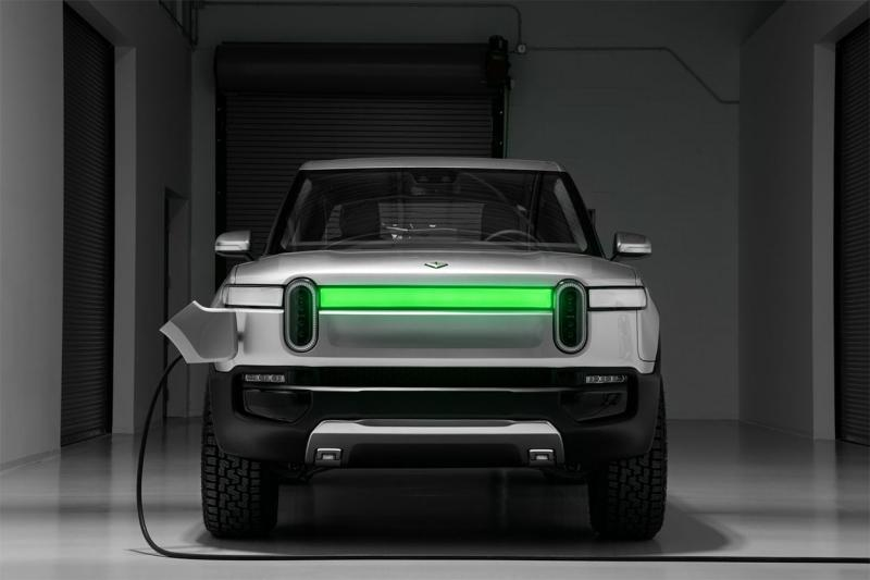 Rivian R1T 2020 – новый электрический пикап