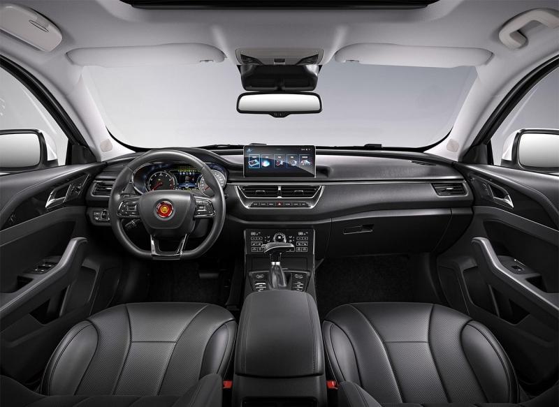 Hongqi H5 2017 – седан премиум-класса в массы