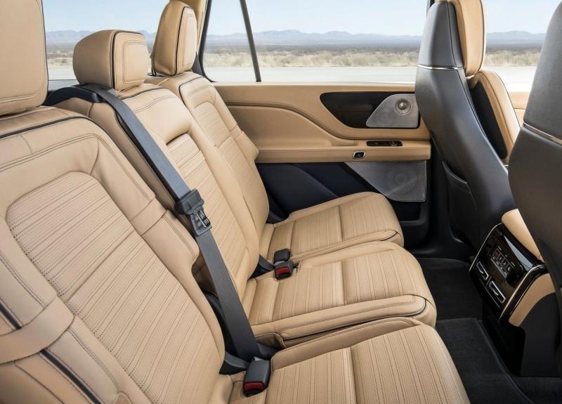 Lincoln Aviator Concept 2018 – возрождение модели Линкольн Авиатор