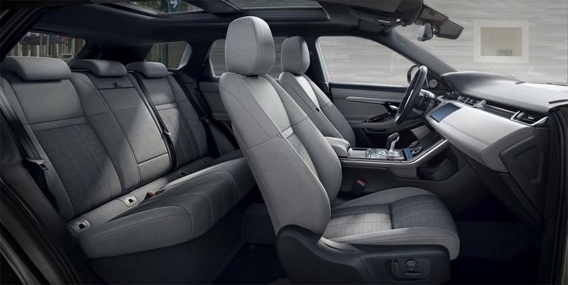 Range Rover Evoque 2019 – 2 поколение Рендж Ровер Эвок