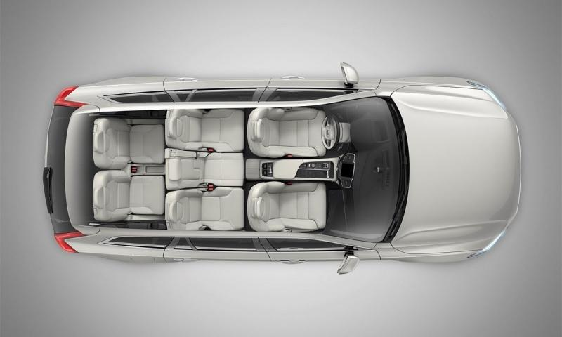 Volvo XC90 2020 – кроссовер Вольво ХС90 в новом кузове
