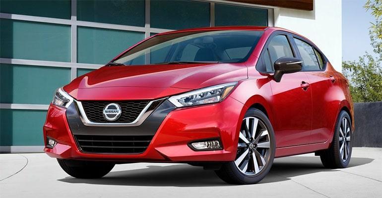 Nissan Versa 2020 – новая генерация седана Ниссан Верса