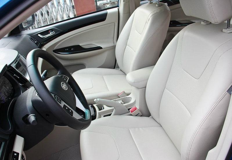 BYD F5 – высокотехнологичный китайский седан