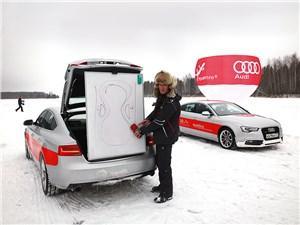 Автошкола онлайн: Сны о спорте - Audi A5 quattro