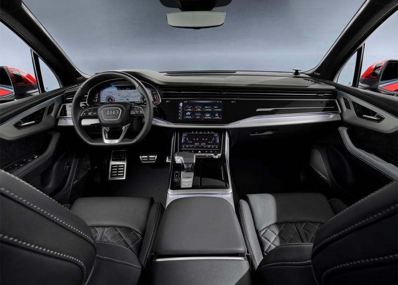 Audi Q7 2020 модельного года
