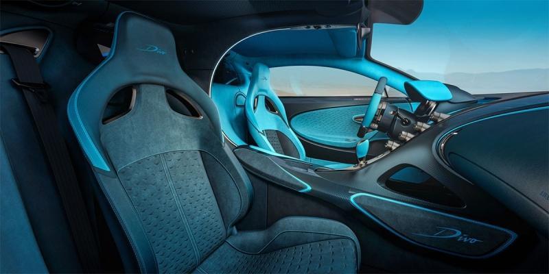 Bugatti Divo – новый гиперкар Бугатти Диво