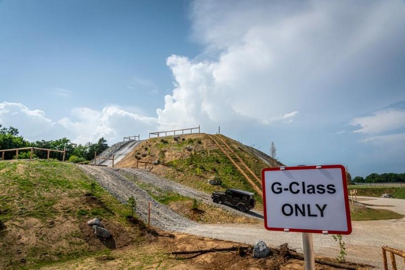 Тест-драйв: G-Class теперь с дизелем!