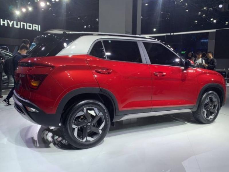 Hyundai Creta 2020 – новая генерация Хендай Крета представлена в Китае