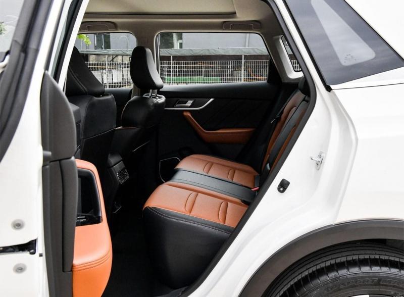 Venucia T60 2019 – новый китайский компактный кроссовер