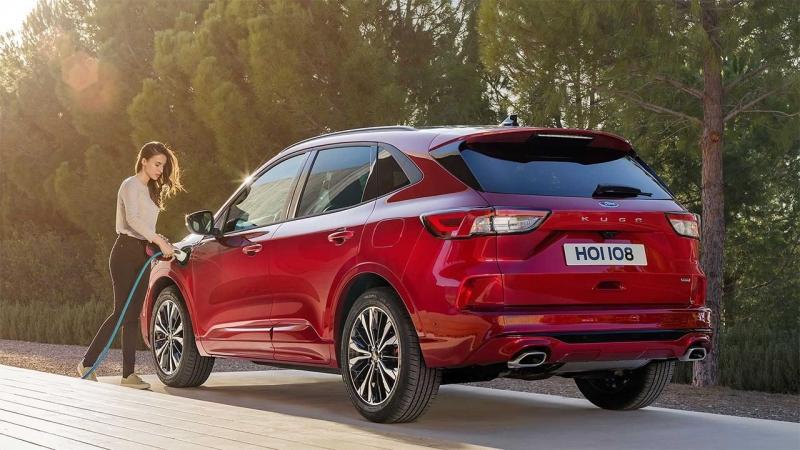 Ford Kuga 2020 – кроссовер Форд Куга 3 поколения