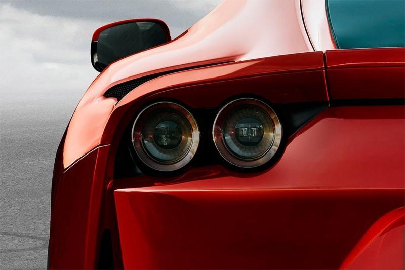 Ferrari 812 Superfast – самый мощный Феррари
