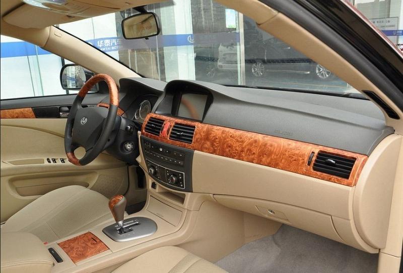 Седан Hawtai E70 — большой, солидный и доступный