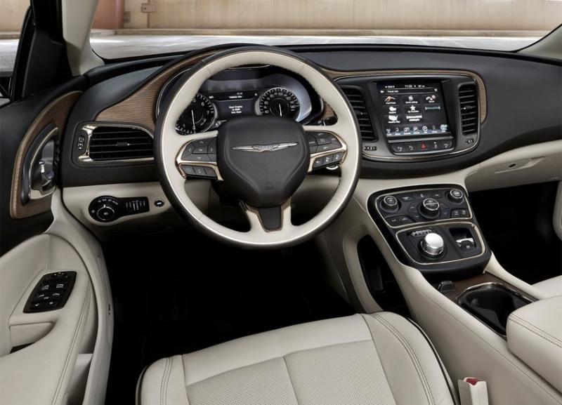 Новый Chrysler 200 — революционный американский седан