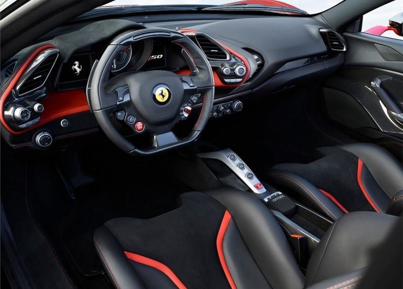Ferrari J50 – юбилейный Феррари