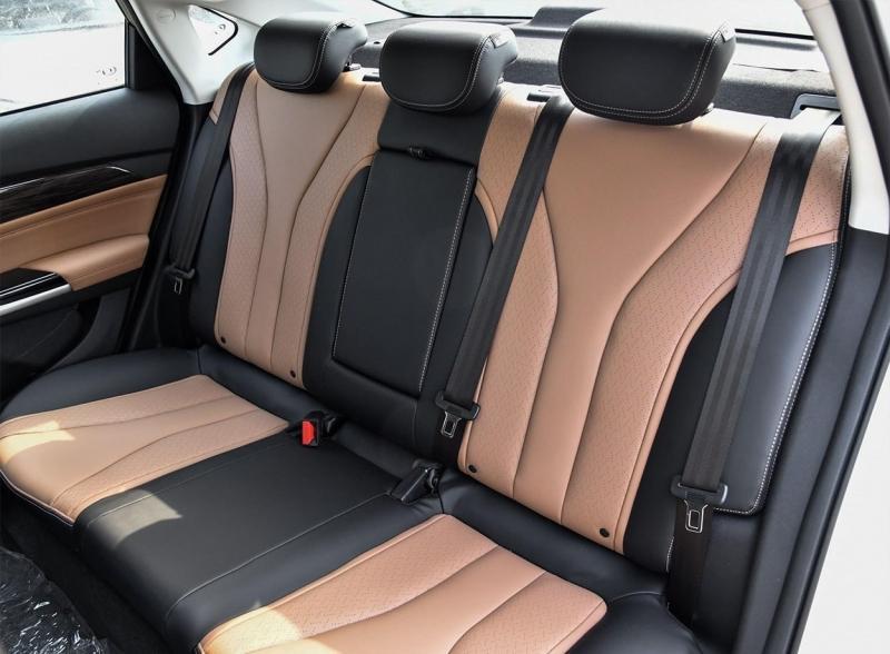 Changhe A6 2018 – стильный китайский бюджетный седан Чангхе А6