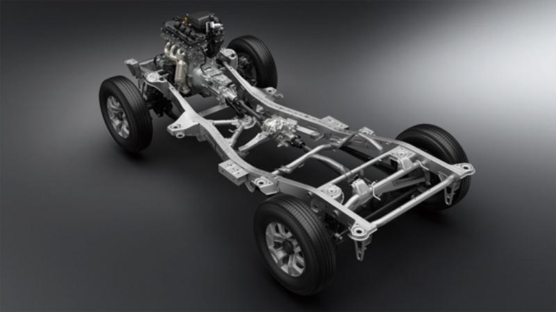 Suzuki Jimny 4 2018 – новое 4 поколение внедорожника Сузуки Джимни