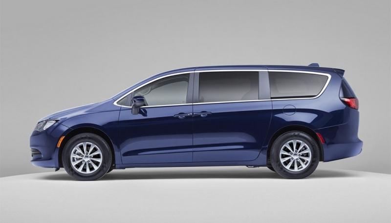 Chrysler Voyager 2020 – условно новая модель Крайслера