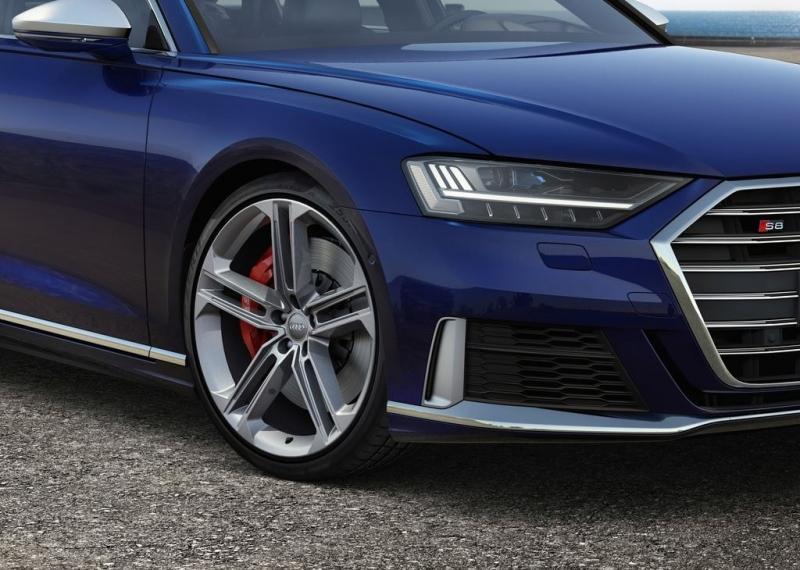 Audi S8 2019 – новое поколение заряженного флагмана Ауди