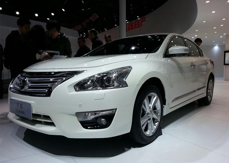 Отзывы о Nissan Teana 2014