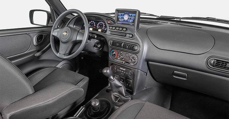 Chevrolet Niva 2019 – Нива Шевроле порадовала штатной мультимедийкой