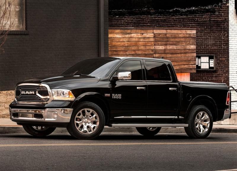 Dodge Ram – пикап на любой вкус