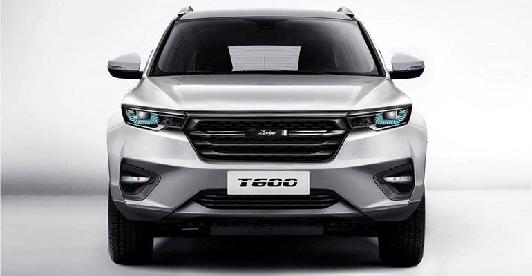 Zotye T600 2019 – новое поколение кроссовера Зоти Т600