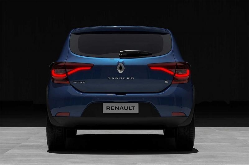 Renault Sandero 2020 – первая информация и фото