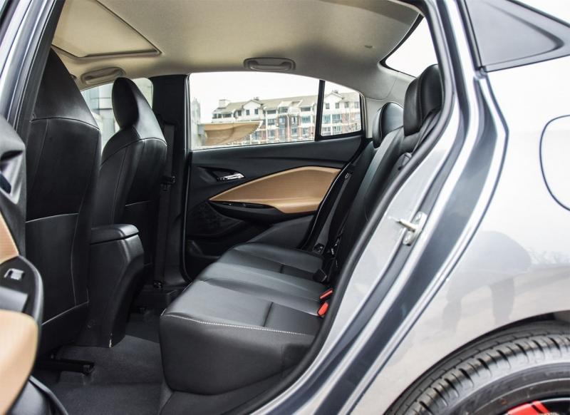 Chevrolet Onix 2019 – бюджетный седан Шевроле Оникс