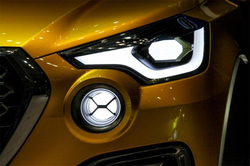 Datsun GO-cross Concept – прототип серийного вседорожника
