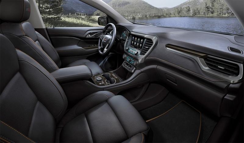 GMC Acadia 2020 – рестайлинг принес Джи Эм Си Акадия бензиновый турбо мотор