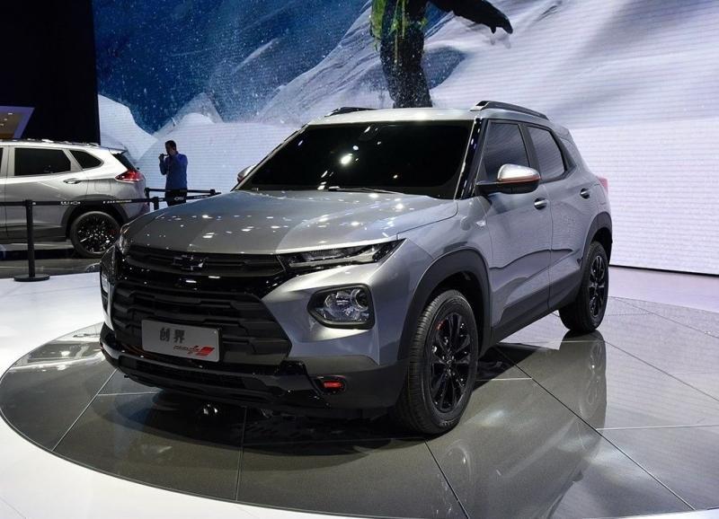 Chevrolet Trailblazer 2019 – новый Шевроле Трейлблейзер стал паркетником