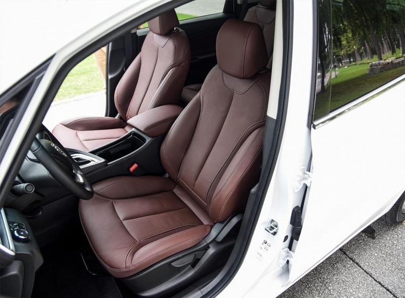 Buick GL6 2017 – новый компактвэн для Китая