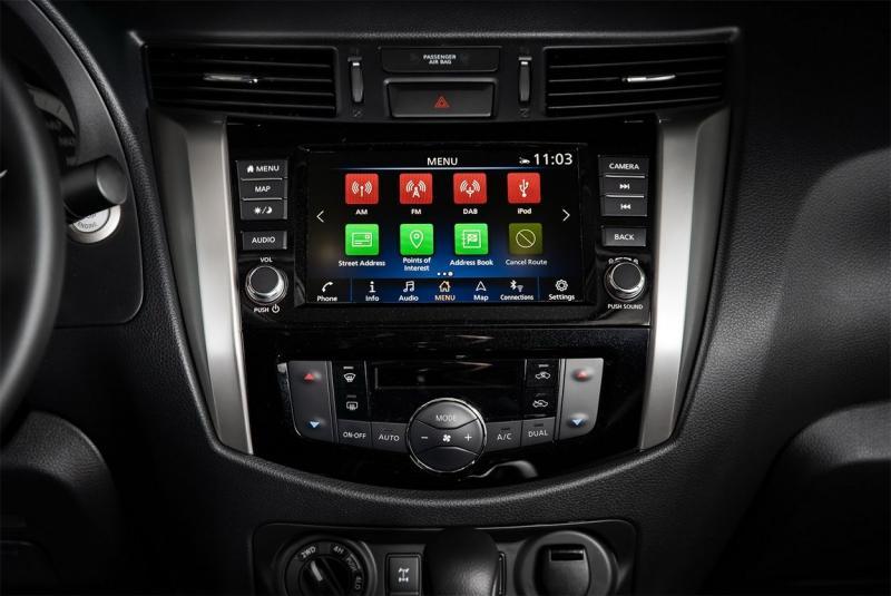Nissan Navara 2020 – пикап Ниссан Навара существенно модернизирован
