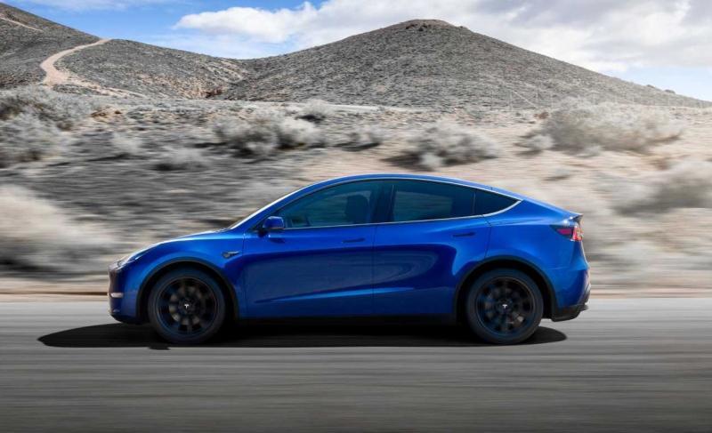 Tesla Model Y 2020 – новый кроссовер Тесла Модель У