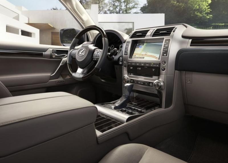 Lexus GX 2020 – очередной рестайлинг внедорожника Лексус ГХ