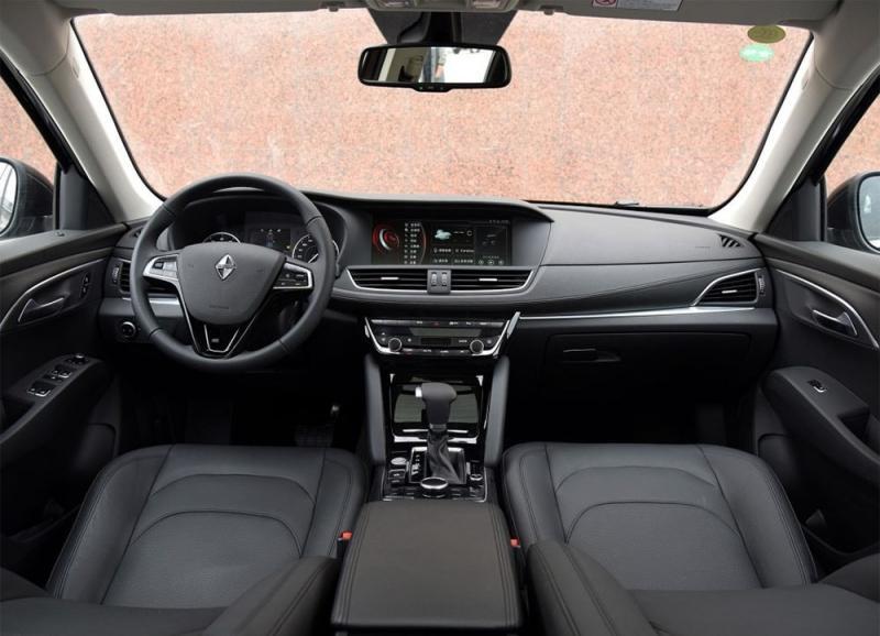Новый Borgward BX7 – серийная версия кроссовера