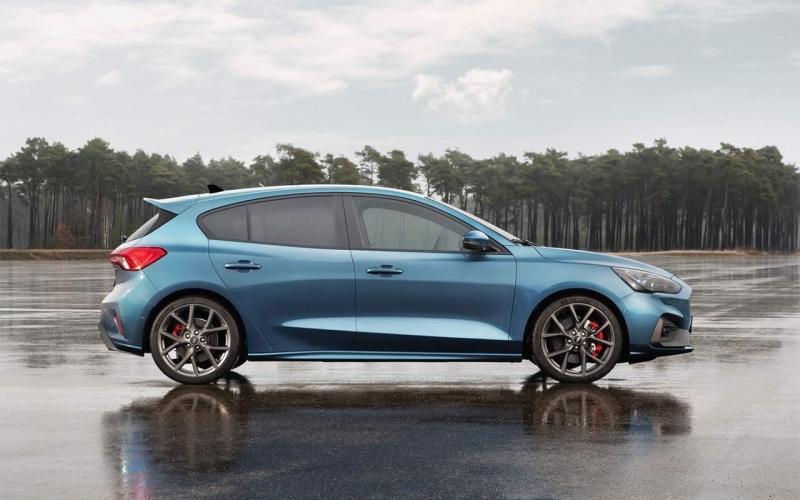 Ford Focus ST 2019 – заряженный Форд Фокус СТ нового поколения