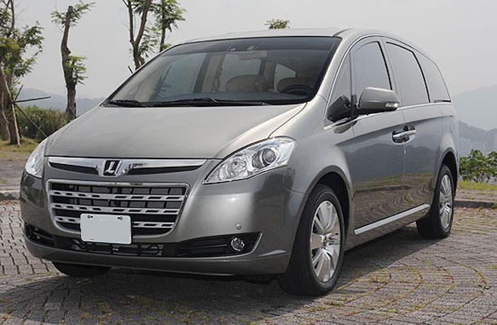Luxgen 7 MPV — новый тайваньский минивэн