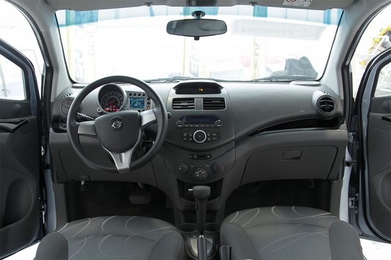 Ravon R2 2016 – перелицованный Chevrolet Spark для России