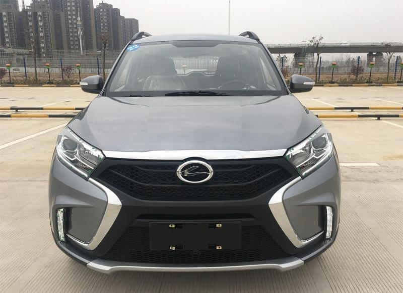 Landwind E32 – брат Changan CS35 с лицом Lada Xray