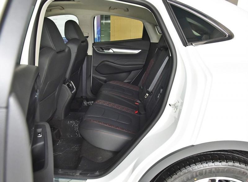 Borgward BX6 2018 – новый купе образный кроссовер Боргвард BX6